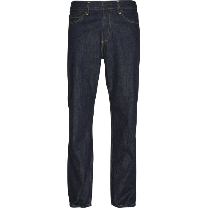 Marlow Edgewood - Jeans - Relaxed fit - Blå